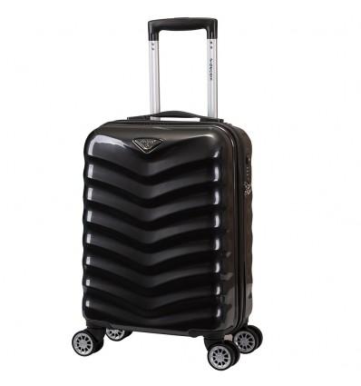 Decent Exclusivo One Handbagage Koffer Antraciet