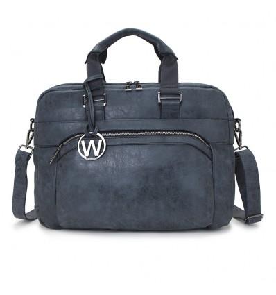 "2050 WIMONA bags ""ELIANA"" serie kleur zwart"