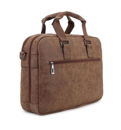 """2050 WIMONA bags """"ELIANA"""" serie kleur cognac"""