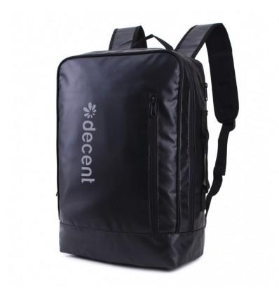 Decent Backside 6001 Laptop Rugzak Zwart