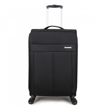 Decent D-Upright Koffer 66cm Expendable Zwart