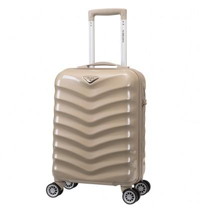 Decent Exclusivo One Handbagage Koffer Champagne