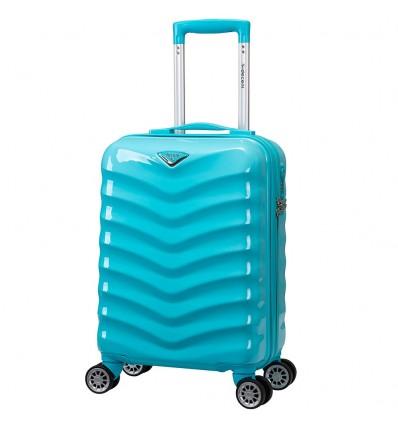 Decent Exclusivo One Handbagage Koffer Mintgroen